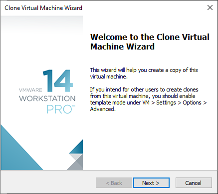 Clonando uma máquina Virtual no VMware Workstation – Linked Clone