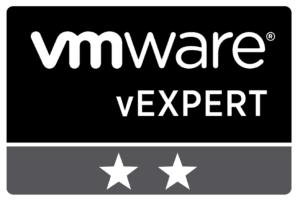 Mais um ano no vExpert da VMWare_1